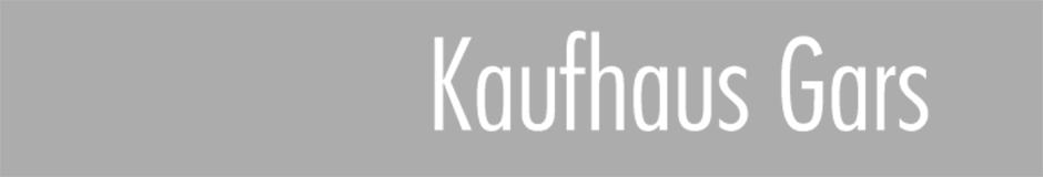 Kaufhaus Gars