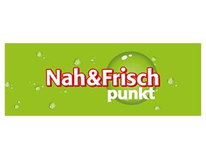 Nah und Frisch punkt Logo