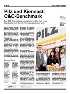 "Pilz und Kiennast: ""C&C-Benchmark"""