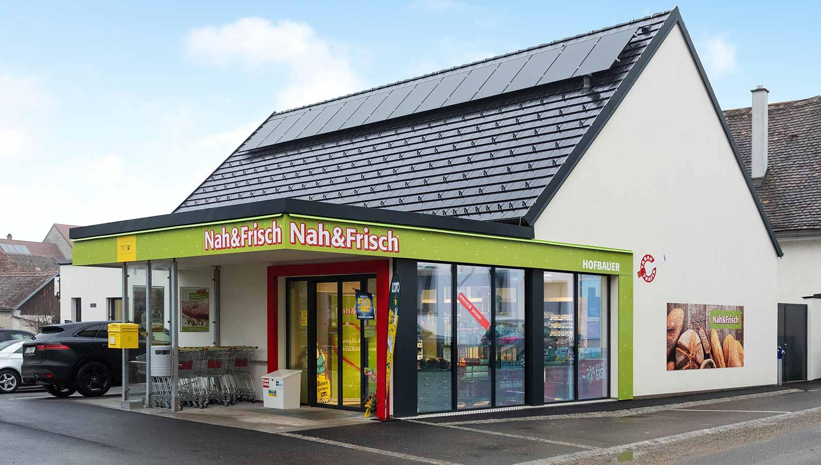Nah&Frisch Filiale in Röschitz. © FACTORY punkt