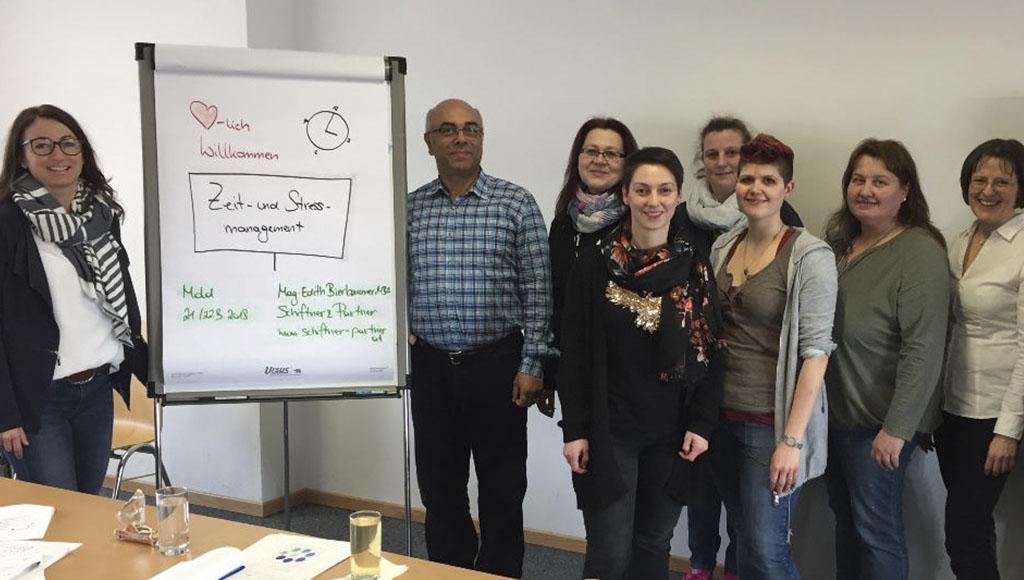 Viele hilfreiche Tipps erhielten die TeilnehmerInnen des Seminars