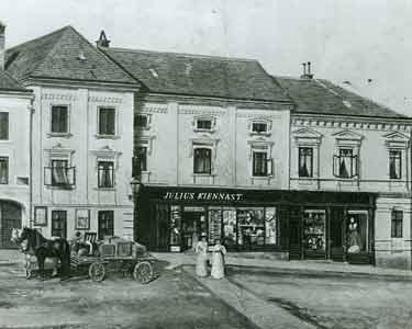 1883 - Das Geschäft