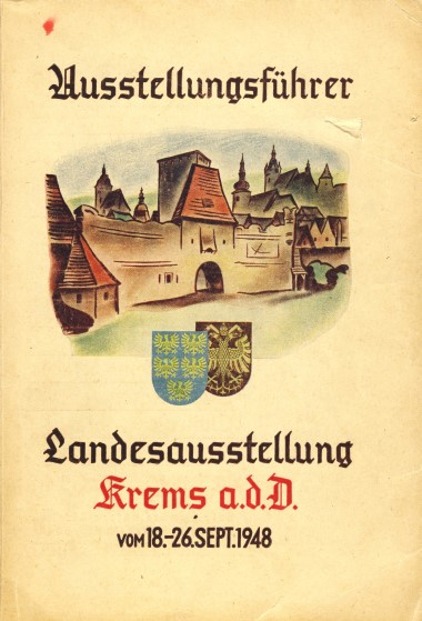 1948 - Landesausstellung in Krems a.d. Donau