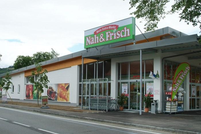 2008 - Außenansicht des Musterladens Schönberg