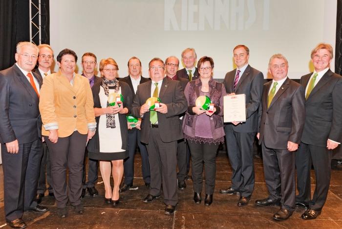 2012 - Mitarbeiterfeier im Vereinshaus Horn