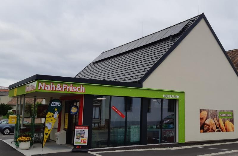 Unser Nah&Frisch-Vertrieb freut sich über die Neueröffnung in Röschitz am 4. April 2020.