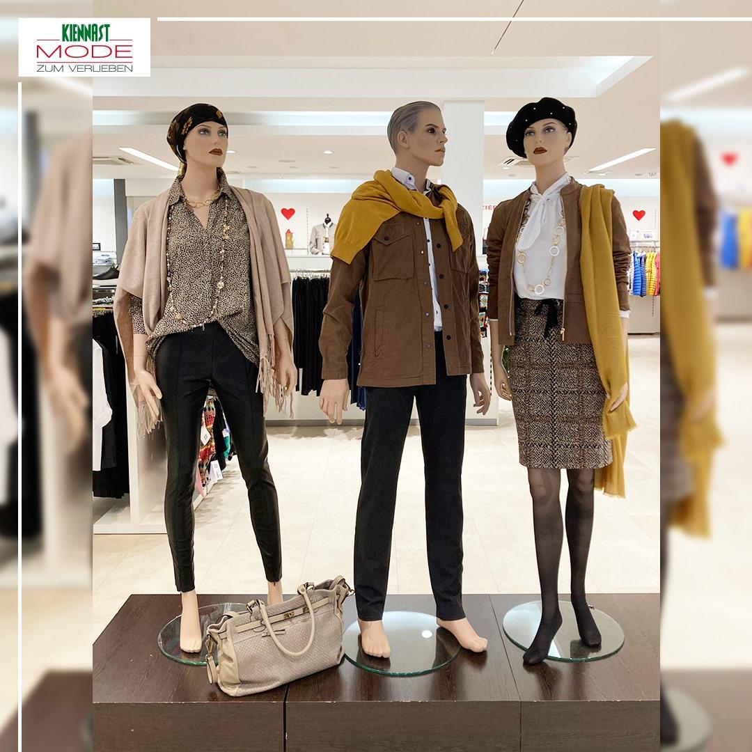 Neue Kollektion bei Mode Kiennast