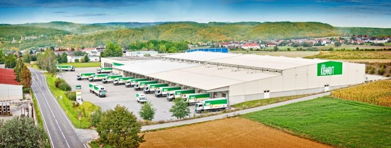 Logistik in Perfektion garantiert unser modernes Logistikzentrum in Gars am Kamp. © Foto: R.Podolsky | mediadesign.at